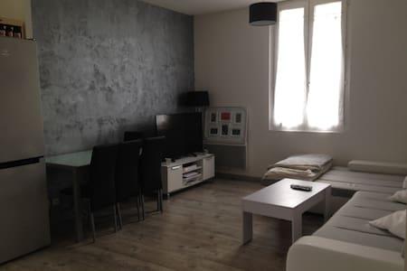 Appartement ensoleillé prox. centre-ville - Angers - Apartemen