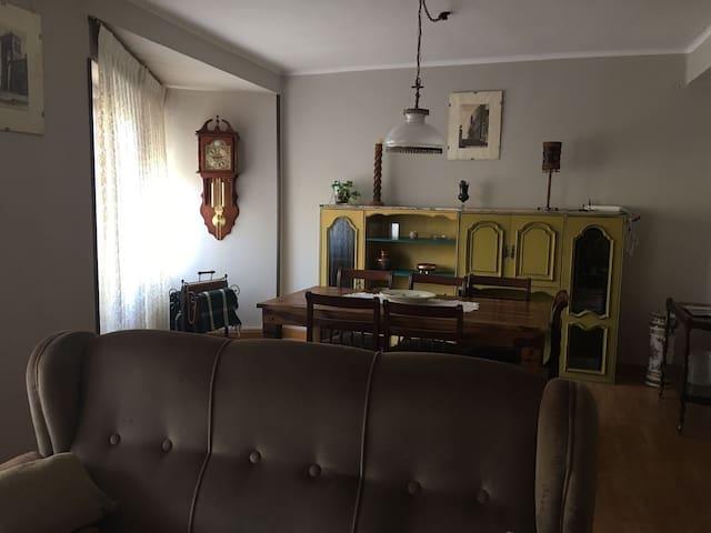 Confortable apartamento en el centro de Soria - Soria - Byt