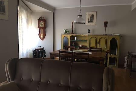 Confortable apartamento en el centro de Soria - Soria - Departamento