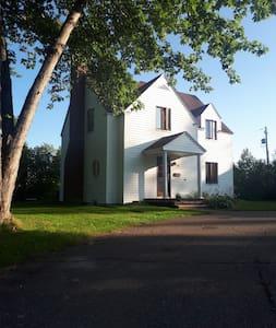 Chambre privée dans une maison