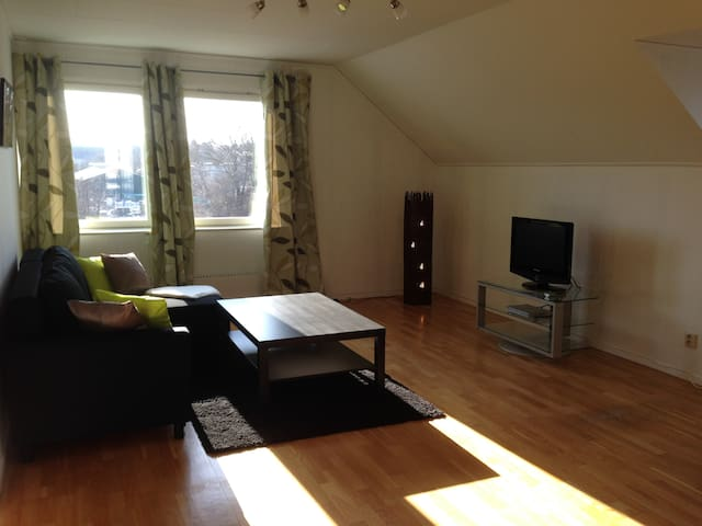Egen lägenhet i villa - Stockholm - Byt