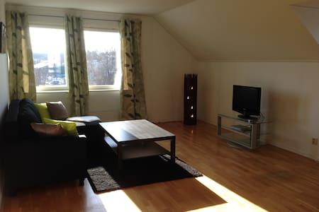 Egen lägenhet i villa - Stockholm