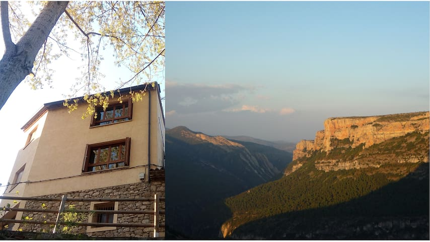 Warm Apartment near great climbing spots