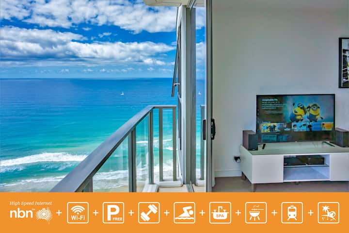 High-level Ocean and beach View Apartment GCRDE0P2