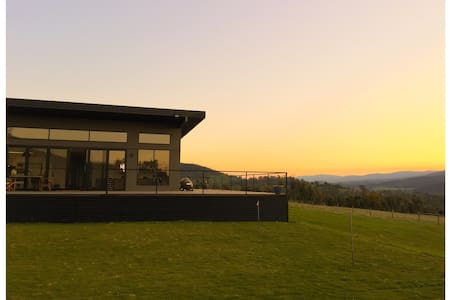 Modern House overlooking valley - Buxton - 단독주택