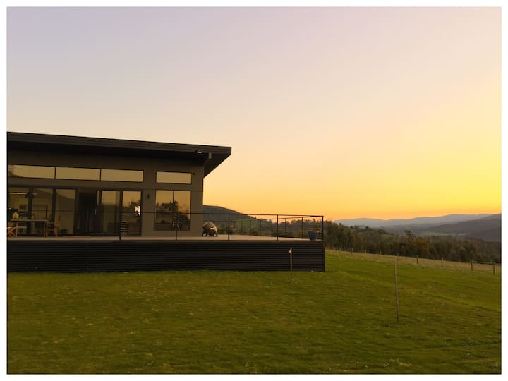 Stunning family home with amazing mountain views