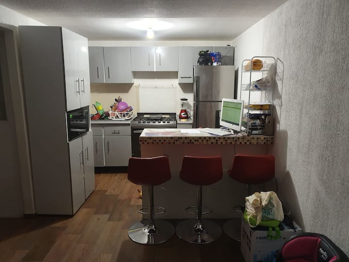 Casa cómoda en Tultepec municipio de los cohetes.