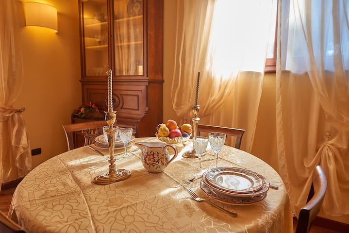 Appartamento in splendida villa vicino a Perugia - Marsciano - Lägenhet