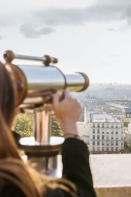 Private Montmartre Tour