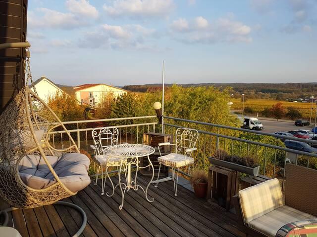 * Relaxen * Balkon * Badewanne * Hunde willkommen*
