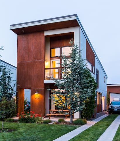 Bright Modern Home