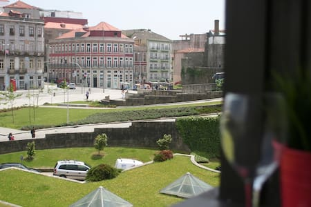 Simply Oporto*Studio flat with stunning views - Πόρτο