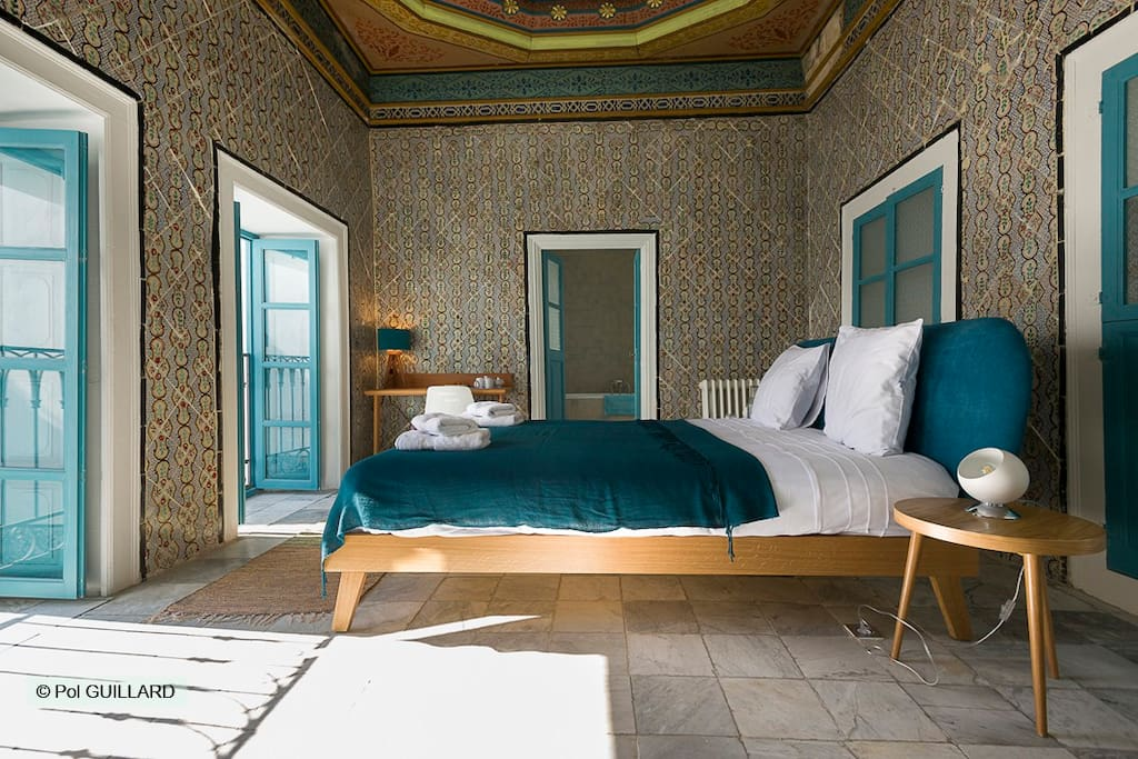 Dar 24 chambre i chambres d 39 h tes louer tunis for Chambre hote 24