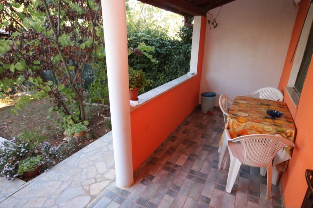 Terrace 1, Surface: 7 m²