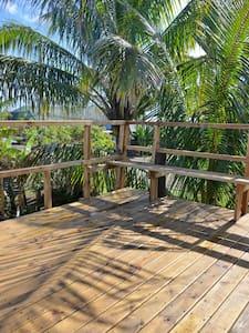 Hare KONA YOGA, linda cabaña - Isla de Pascua - Stuga