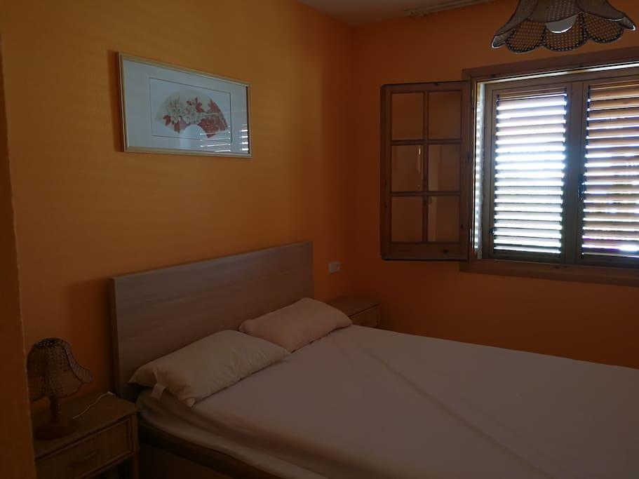 1. bed room