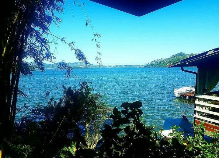 Tranquilidade no Canto da Lagoa!