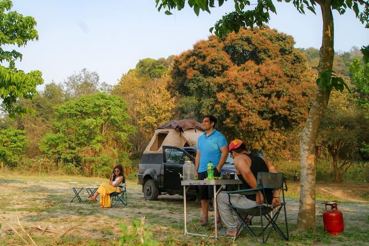Camping Co - Xenon (BS)