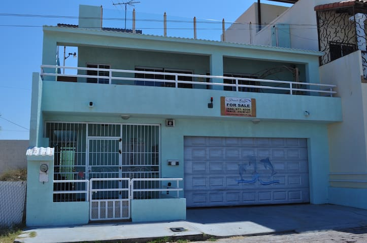 Zepeda's beach house