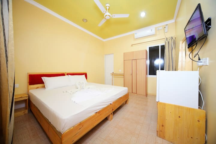 Deluxe Double Room - Maafushi - Maafushi - Bed & Breakfast
