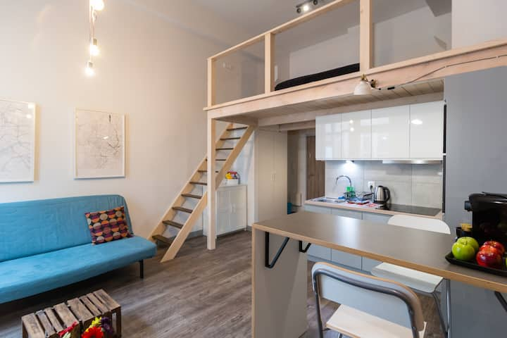 VERO LOFT - close to the city centre