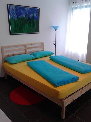 1-Zimmer-Appartement