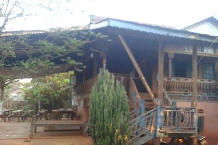 Khmer Homestay - Krong Ban Lung - House