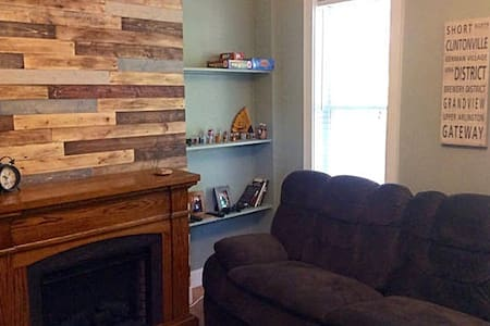 1 bed in Short North w/ parking! - Columbus