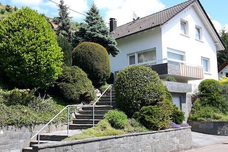 4 Sterne Ferienhaus mit 600 qm Garten - Teningen