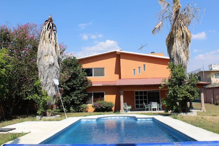 Hermosa Residencia - Yautepec de Zaragoza - Talo