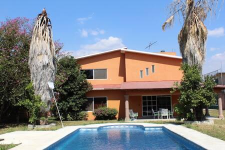 Hermosa Residencia - Yautepec de Zaragoza - Huis