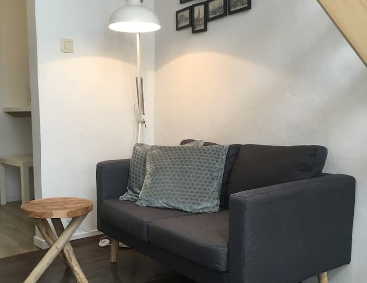 Cosy studio close to Park Spoor Noord.