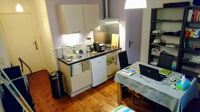 Beau studio centre ville Angoulême - Angoulême