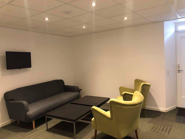 Apartment in central Aalborg
