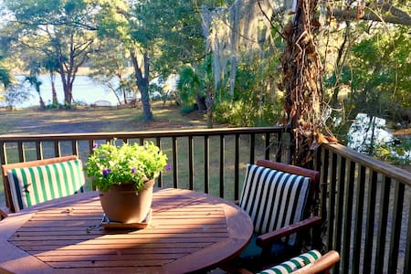 Waterfront Retreat on the Abbapoola - Johns Island - Apartment - 2