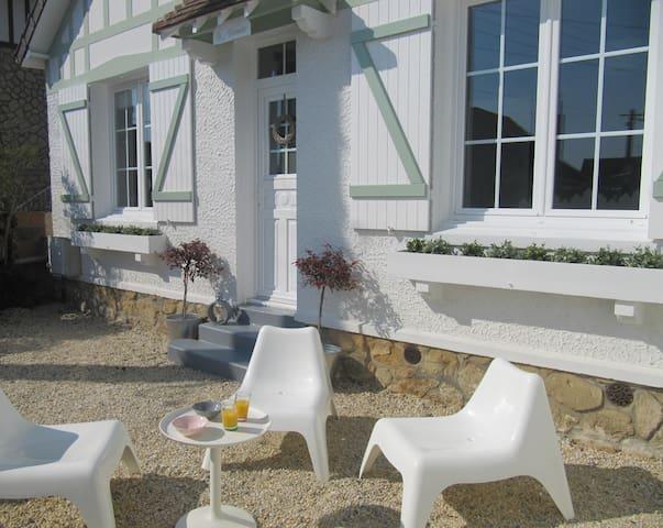 La Marnaise, charming villa - Ouistreham - Huis