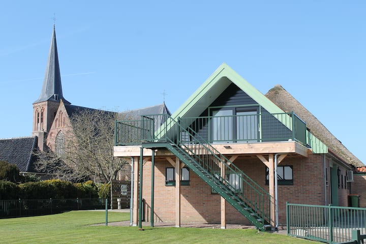 Chez Marly, loft in het groen, vlak bij Hoorn