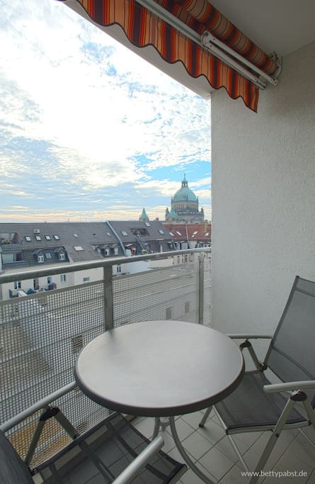 Am Innenstadtring Balkon Wifi Apartments For Rent In
