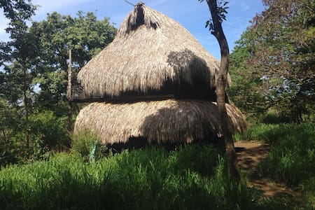 Magnífica cabaña en Reserva natural frente al mar