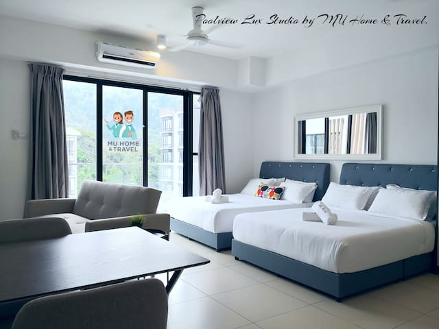 MU Midhill | Deluxe Premier Suite