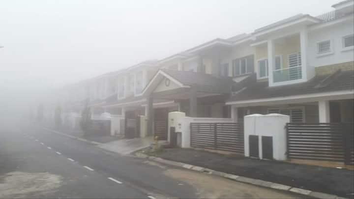 Double Storey Corner Terrace House