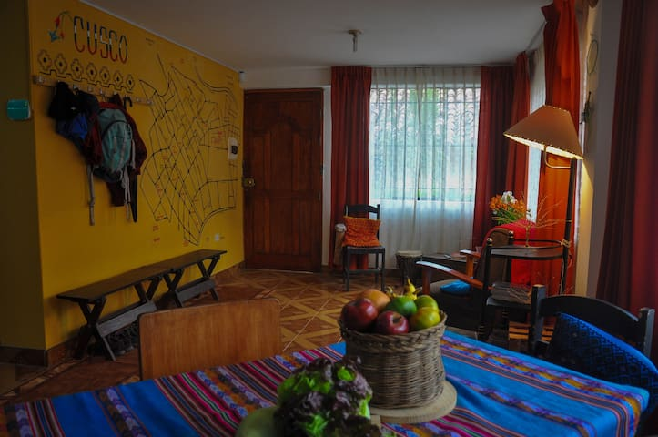 Cozy, Warm, confort & 5 min. walk from Main Square