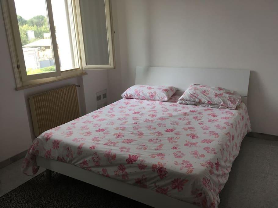 Camera da letto a disposizione degli ospiti