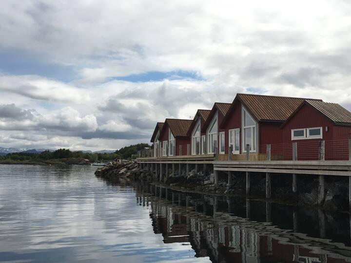 Norsk Havbrukssenter - Rorbu