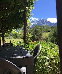 Aosta Mountain House! Casa La Chapelle