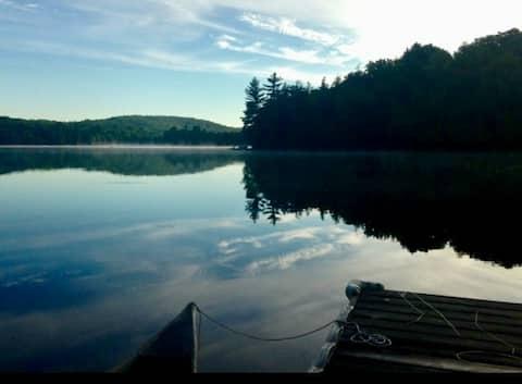 Harp Lake Guest Cottage