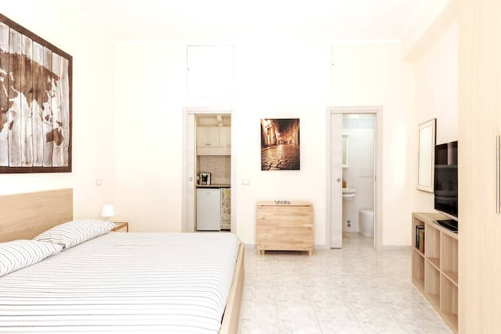 Roma Studio Villa Borghese WiFi