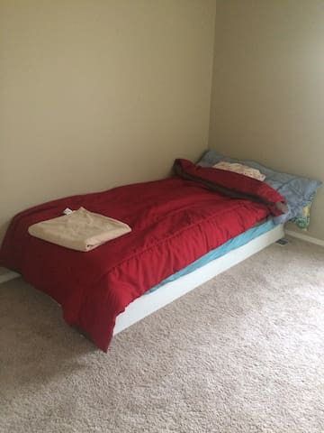Private and warm room - Cincinnati