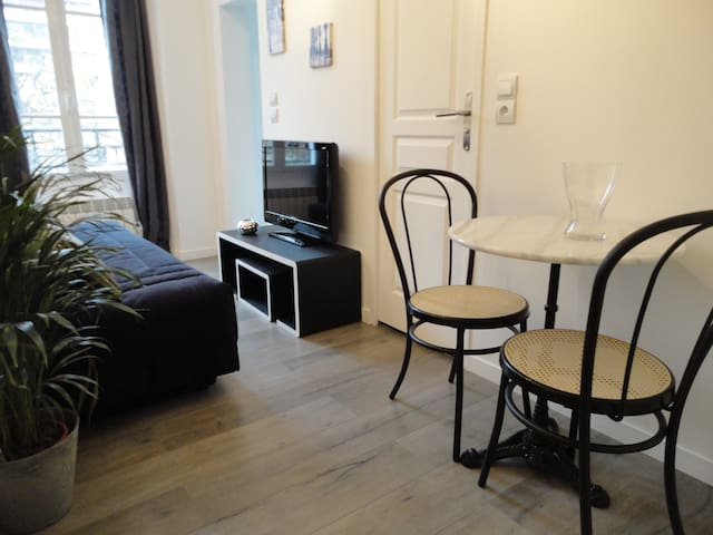 Cosy Studio Butte aux Cailles Paris