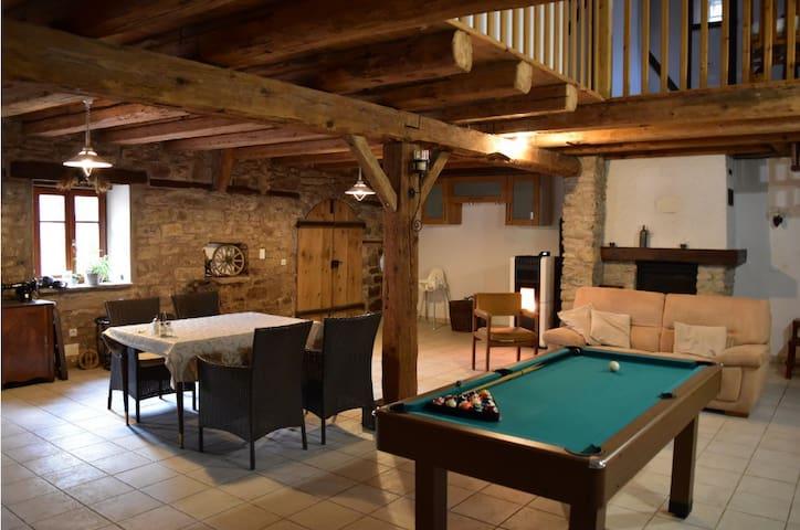 Chambres d'hôtes à la ferme - Marmoutier - Dom